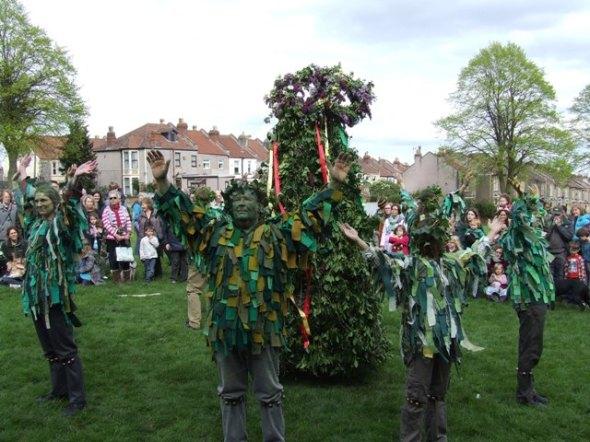 Bristol Jack-in-the-Green