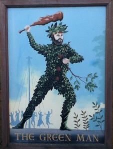 The Green Man of Flackwell Heath copyright © The Company of the Green man