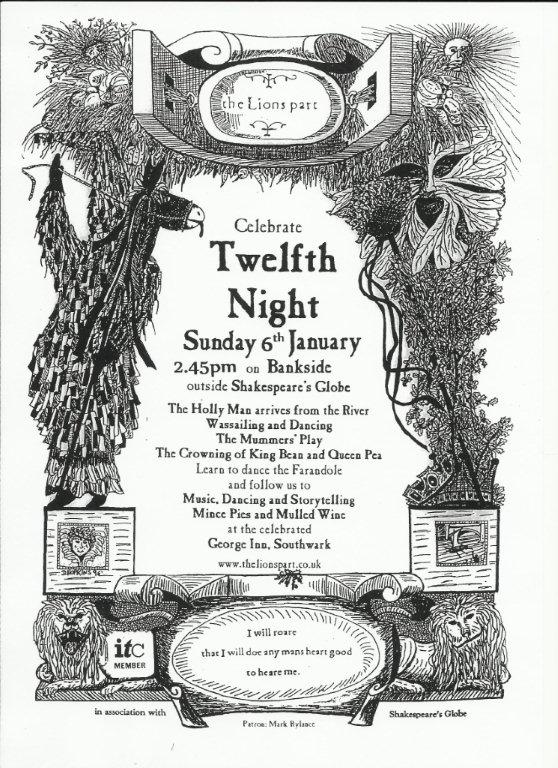 Twelth Night 2013