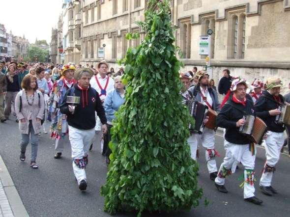 Oxford Jack 2011