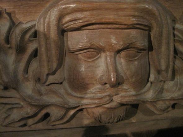 Somerset Chantry Holy Trinity 1