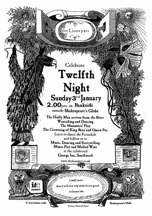 twelth night 2016
