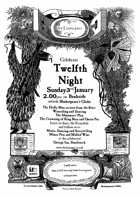 twelth night 2016