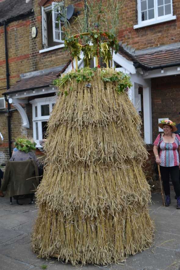 Carshalton Straw Jack 2015 © Pixyled Publications