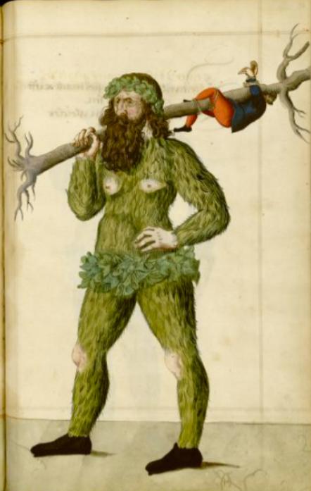 Schembart Carnival (1590)